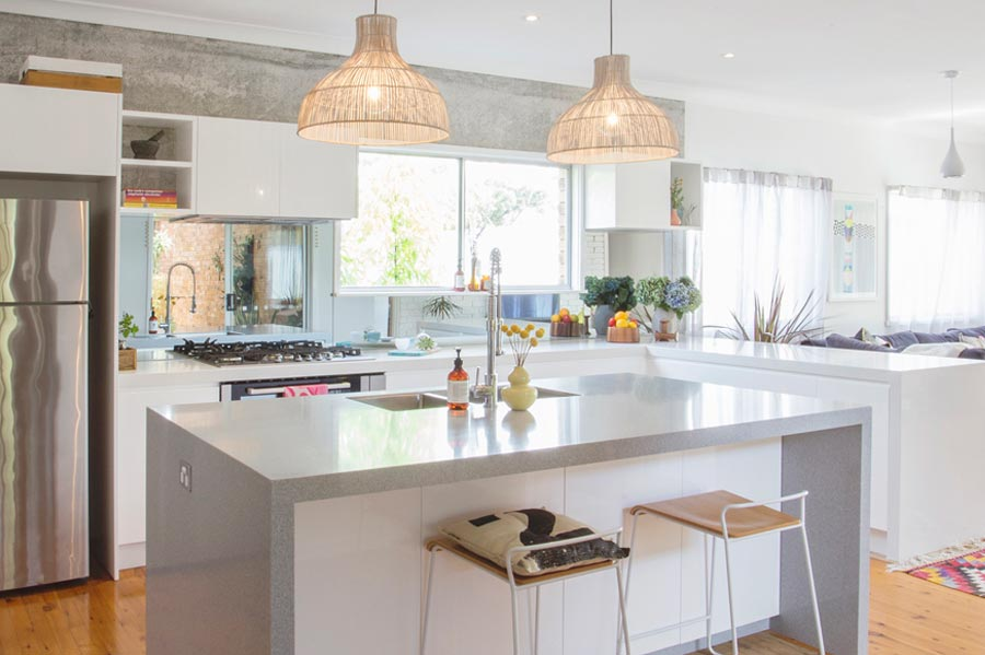 Kitchen worktops for makeovers