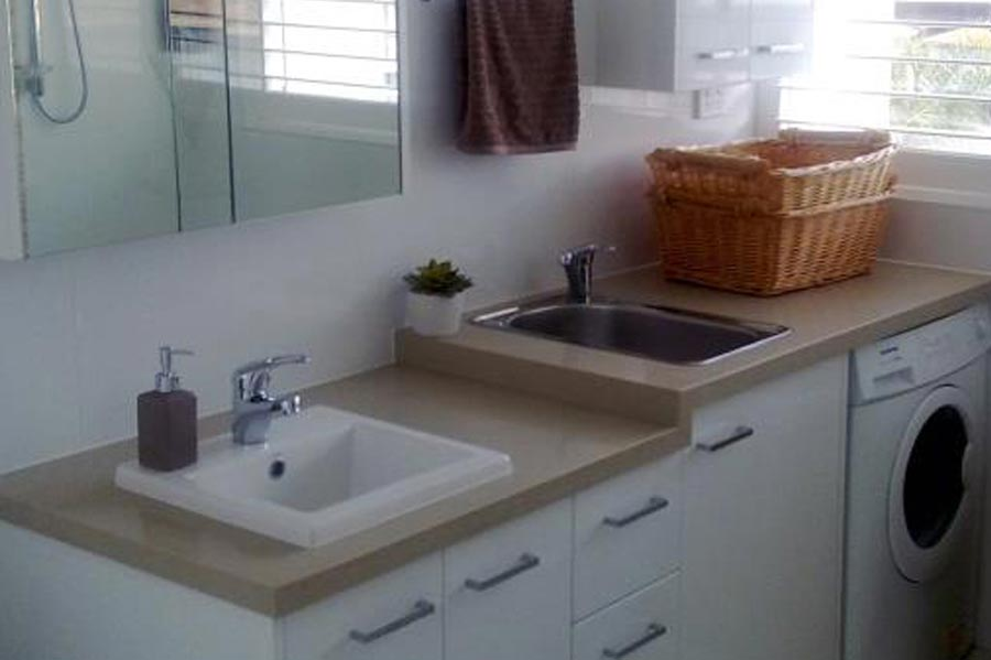 laundry benchtops for renovations